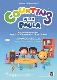 Anime: Counting with Paula