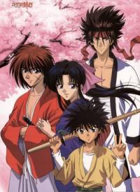 Anime: Rurouni Kenshin