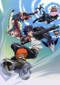 Anime: Air Gear