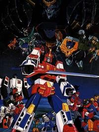 Anime: Transformers Victory