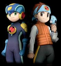 Anime: MegaMan NT Warrior