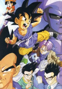 Anime: Dragonball GT