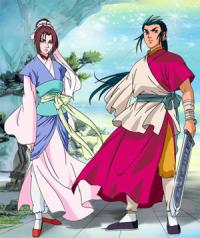 Anime: Legend of the Condor Hero II