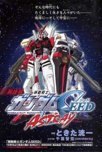 Anime: Mobile Suit Gundam Seed MSV Astray
