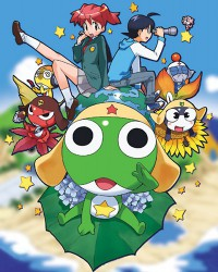 Anime: Sergeant Frog