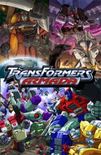 Anime: Transformers: Armada