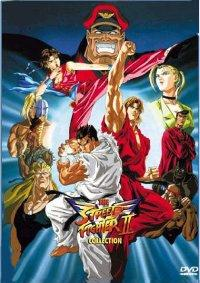 Anime: Street Fighter II V