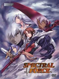 Anime: Spectral Force - Swords vs. Sorcery