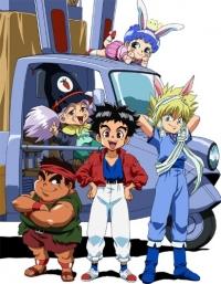 Anime: Madou King Grandzort