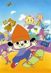 Anime: Parappa the Rapper