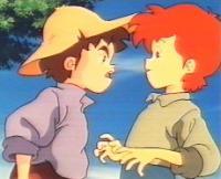 Anime: Die Abenteuer von Tom Sawyer und Huck Finn