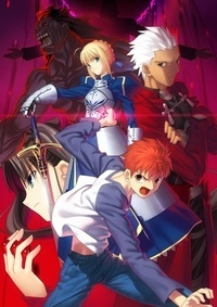 Anime: Fate/stay night