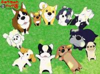 Anime: Fortune Dogs