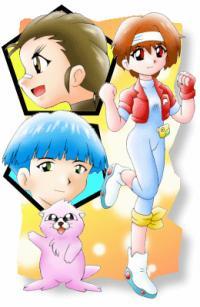 Anime: Kyuumei Senshi Nanosaver