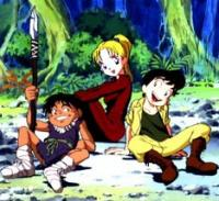 Anime: Future Boy Conan 2 Taiga's Adventure