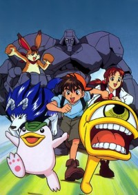 Anime: Monster Rancher Staffel 2