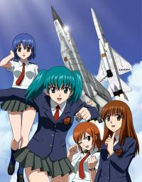 Anime: Stratos 4 Advance Kanketsuhen