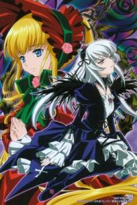 Anime: Rozen Maiden: Ouvertüre