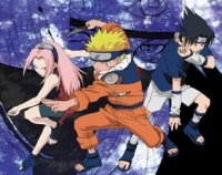 Naruto: Find the Crimson Four-leaf Clover!