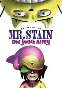 Anime: Ga-Ra-Ku-Ta: Mr. Stain on Junk Alley