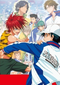 Anime: The Prince of Tennis OVA: The National Tournament (Part 2)