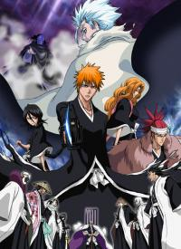 Anime: Bleach the Movie 2: The Diamond Dust Rebellion