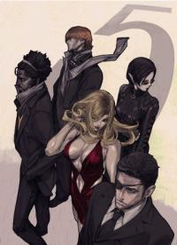 Anime: The Five Killers