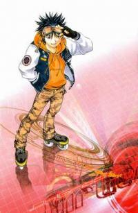 Anime: Air Gear: Special Trick