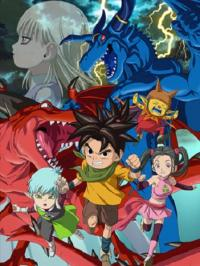 Anime: Blue Dragon: Trial of the Seven Shadows