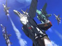 Anime: All That Variable Fighter - Macross 25th Anniversary Air Show