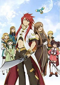 Anime: Tales of the Abyss