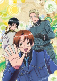 Anime: Hetalia: Axis Powers