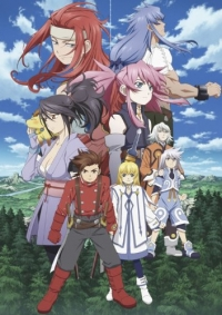 Anime: Tales of Symphonia: Tethe'alla Arc