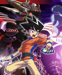 Anime: Duel Masters Cross