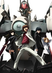 Kurogane no Linebarrels OVA