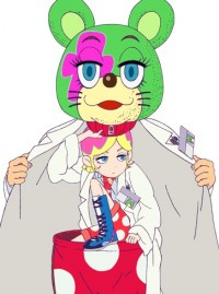 Anime: Welcome to Irabu's Office