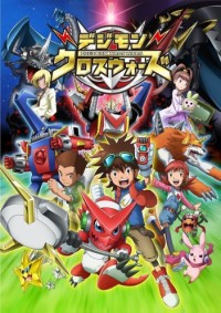 Anime: Digimon Fusion