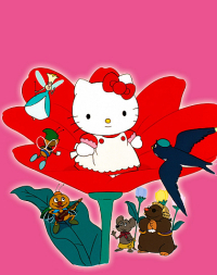 Hello Kitty no Oyayubi-hime