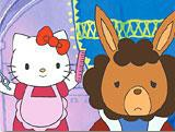 Anime: Hello Kitty no Ou-sama no Mimi wa Roba no Mimi
