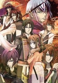 Anime: Hakuoki: Demon of the Fleeting Blossom - Record of the Jade Blood