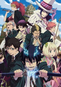 Anime: Blue Exorcist