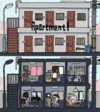 Anime: Apartment!