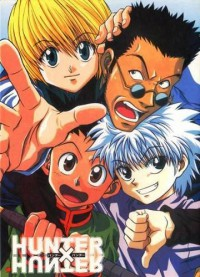 Anime: Hunter x Hunter Jump Festa 1998