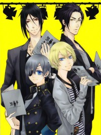 Anime: Black Butler 2: Making of Black Butler