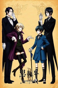 Anime: Black Butler 2: Side Stories