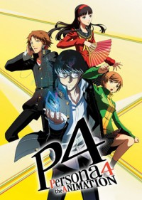 Anime: Persona 4 The Animation