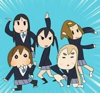 Anime: K-On!: Uraon!
