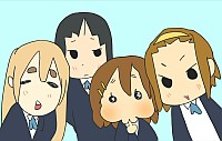 Anime: K-On!!: Uraon!!