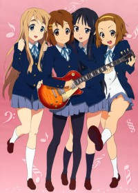 Anime: K-On!! Planungssitzung!