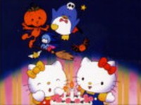 Anime: Hello Kitty to Mimmy no Happy Birthday
